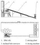Hzs35 Concrete het Mengen zich van Converyor van de Riem Installatie voor Verkoop