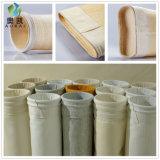 Repelente de água e óleo saco de filtro de poeira de aramida