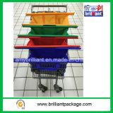 De vouwbare Zak van Bagtrolley van het Boodschappenwagentje van de Supermarkt van de Kruidenierswinkel