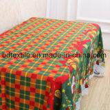 Tisch-Tuch 100% Polyestergewebe gedrucktes Minimatt-600d