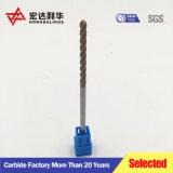 1-20mm 2/4 Flautas Ferramentas de Bits de Router CNC Fresa Revestimento de carboneto de tungstênio sólido extremidade quadrada Mills