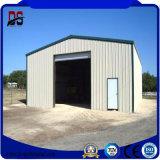 Q235 низкая стоимость - эффективная Prefab стальная структура гаража