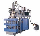El plástico del petróleo embotella la máquina del moldeo por insuflación de aire comprimido del tanque de las latas del producto químico