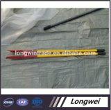 Углеродистая сталь высокого качества деревянные ручку или ручки из стекловолокна Post отверстие водить самосвал
