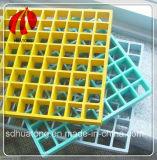 Venta caliente FRP/rejilla de fibra de vidrio con una buena hora de entrega