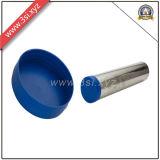 19mmの大きい鋼管(YZF-H84)のためのプラスチックエンドキャップの製造業者
