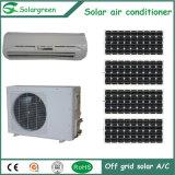 Acondicionador de aire accionado solar del 100% con 500W que consume solamente