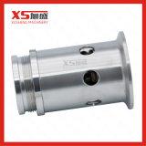Válvula de vacío de la presión de la relevación del arreglo de la categoría alimenticia del acero inoxidable