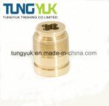 Usinage de précision CNC personnalisé de pièces pour les pièces en laiton