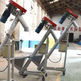 ホッパー移動可能なサポートが付いている適用範囲が広いスクリュー給炭機