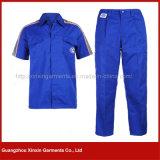 Progettare gli indumenti per il cliente di funzionamento di usura della tuta delle uniformi del cotone per gli uomini (W11)