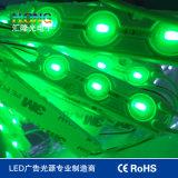 Un nuovo modulo dei 5050 LED con il modulo impermeabile dell'obiettivo ottico