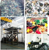 Shredder da sucata do alimento/Shredder Waste