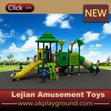 Прочное цветастое напольное скольжение спортивной площадки малышей (X1506-10)