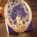 L'emballage de bonbons de mariage créatif européen Case tiroir