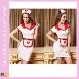 Lingerie Cosplay van het Kostuum van de Verpleegster van het Kledingstuk van de Vrouwen van de Robe van Kerstmis de Japanse Sexy