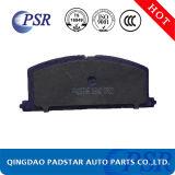 중국 브레이크는 공급자 좋은 품질 D834 Passanger 차 브레이크 패드를 분해한다