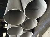 tubo saldato industriale Inox dell'acciaio inossidabile 304/304L/316/316L