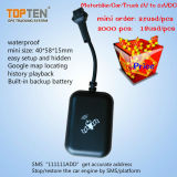 Topten Small GPS Tracker per Motorbike/Car/Truck con 6V a 63V Working Voltage