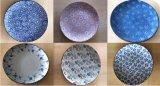 16/18/20cmの台所用品のエナメルの皿は食糧容器の版セットをセットする