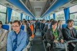 [40فت] [لونغ رنج] بطارية [دريكف] حافلة كهربائيّة من [أبيتمومننو] الصين
