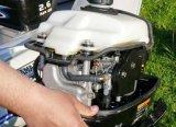 2.6HP motor de popa 4 tempos