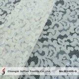 Tissu épais de lacet d'oeillet de coton (M3400-G)