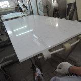 Quartzo de pedra branco do preço de fábrica de Kkr