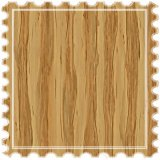 Pisos laminados de madera auténtica efectos de Carb estándar para la decoración de interiores