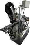 Machines auto-adhésives simples automatiques d'étiquette de côté/surface plane