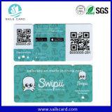 PVC 충절 카드 Barcode 카드