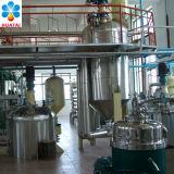 Raffinage du pétrole brut de l'huile comestible déparaffinage Ligne de Production