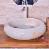 Bacia de lavagem redonda de Onxy