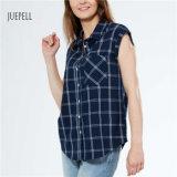 Büro-Baumwollfrauen-Hemd