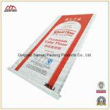 25kg plastic pp Geweven Zak voor de Verpakking van de Bloem van de Cake