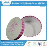 Boîtes de papier rondes personnalisées avec couvercles / carton Hat Box Wholesale