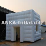 De commerciële Opblaasbare Kleine Tent van de Kubus voor Verkoop