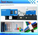 Moldeo a presión de la cápsula del objeto semitrabajado plástico de alta velocidad de /Pet que hace precio de la máquina
