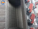 강철 실린더 외부 내부 탄 폭파 기계
