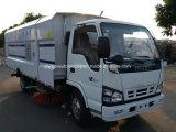 De Veger van de Bestrating van Isuzu 1300 van de Vuile van de Zuiging Gallons Uitrusting van de Vrachtwagen