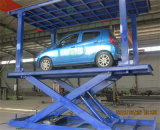 Métro de haute qualité de la machine de levage hydraulique de levage de voiture