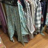 Franela de algodón por todas partes impresas pijamas