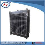 6CTA 발전기 방열기 Cummings 방열기 알루미늄 방열기 물 냉각 방열기
