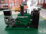 50kw力の中国の工場価格の低価格の天燃ガスの発電機