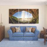 جدار فنية صورة زيتيّة زخرفة -- الحارّ يبيع صورة زيتيّة أكريليكيّ