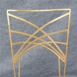 Presidenza d'argento di Chiavari del ferro per la cerimonia nuziale ed il banchetto Yc-A105-01