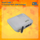 1 Kanal-örtlich festgelegter Radioapparat G-/Mkommunikationsrechner (GoIP)