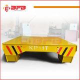 전원이 꺼져 있는 수송 트롤리는 화물 취급을%s 조선소에서 적용했다 (KP-10)