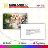 Smart card de Sunlanrfid RFID com microplaqueta de Nfc