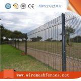 загородка ячеистой сети высокия уровня безопасности высоты 8ft стальная